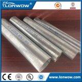 UL metálica eléctrica pre galvanizada del conducto del aislante de tubo EMT del estándar UL797
