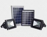 10W/20W/30W IP65 étanche de plein air solaire Projecteur LED de puissance