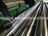 ASTM304 Inox Quadrat/rechteckige Gefäße geschweißtes Rohr mit heller Oberfläche