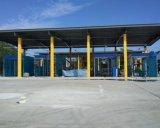 Prezzo automatico della strumentazione della macchina della lavata del camion del bus con la fabbrica di fabbricazione di alta qualità delle cinque spazzole
