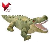 Stuk speelgoed van de Krokodil van de Pluche van Hotsale het Leuke voor Jonge geitjes