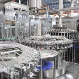Entièrement automatique Machine de remplissage de liquide de jus à chaud