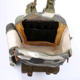 Morral de la tela de las lanas del camuflaje del ocio del deporte de Netherland (RS3226)