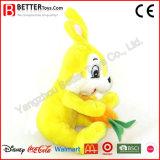 En71かわいく柔らかい子供または子供のためのバニーによって詰められるウサギのプラシ天のおもちゃ