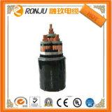 Il PVC di rame di Kvvr dello Zr ha isolato il cavo di controllo ignifugo corazzato del nastro d'acciaio