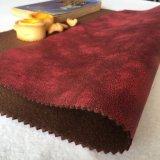Polsterung-Gewebe-Entwurf für Sofa-Veloursleder