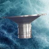 Tête de moulin pour le broyeur à boulets