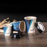 قهوة بيئيّة [ببر كب], [ببر كب] مستهلكة جلّيّة مع غطاء