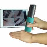 Wireless microscopios digitales hogar Derma Máquina Análisis de la piel del cuero cabelludo