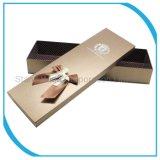 Fleur de l'emballage du papier carton boîte cadeau avec ruban 2018