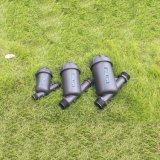Tipo filtro da polegada Y da ceia 1.5 de tela da irrigação da exploração agrícola