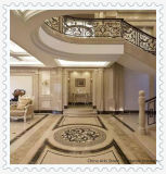 Mattonelle di mosaico di marmo del getto di acqua della Cina per l'ingresso