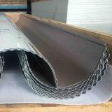 Panneau composé en aluminium ondulé pour le mur extérieur