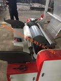 Due macchina di salto del film di materia plastica della vite di strato due