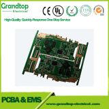 Placa de circuito impresso elétrica da eletrônica