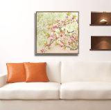Heiße verkaufenwand-Kunst-Segeltuch-Farbanstrich-Abbildung für Hauptdekoration