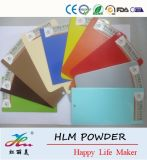 Elektrostatische Spray Harmmer Effekt-Puder-Beschichtung mit RoHS Bescheinigung