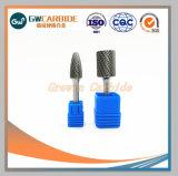 CNC de carburo de tungsteno rebabas rotativo Tipo A