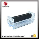 Herramienta del balanceo del cigarrillo de la prensa de batir del tabaco de la venta caliente plástica del ABS de Cr154 que fuma 70m m