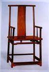Hölzerne Produkte - Archaizing Stuhl Nr. ACW003
