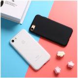 Color caramelo teléfono móvil para iPhone 8 Plus Volver