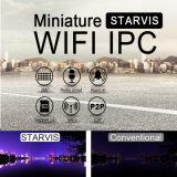Macchina fotografica eccellente calda dell'audio di 2018 Miniaure Starvis WiFi