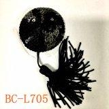 Reizvolle Sequin-Troddel-Deckel-runde Form-Büstenhalter-Nippel-Deckel-Pasteten