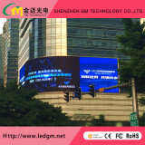De Openlucht LEIDENE van Gmled P10 Tekens van Display/LED (LEIDENE CE/RoHS/CCC Raad)