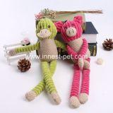 애완 동물 제품 공급 중국 귀여운 돼지 및 오리 견면 벨벳 개 장난감