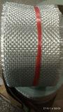 Ткань обыкновенного толком Weave стеклянного волокна сплетенная тканью ровничная