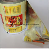 Película de estratificação do plástico do empacotamento de alimento do bolinho