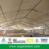 すばらしいテントによってなされる倉庫のテント
