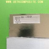 Aluminum Coated 7628 Fiberglass Fabric