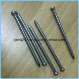 Eisen-Doppelt-spitzer Nagel für Aufbau
