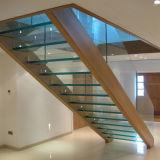 Scala di legno di punto della traversa della scala di Invisiable/scala di legno