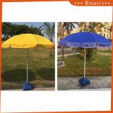 Openlucht beschermt UV van de Bevordering van China de Paraplu's van het Strand van de Reclame