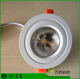 Illuminazione 15W Downlight del soffitto di alto potere IP65 LED Dimmable