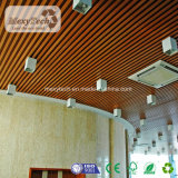 Material de la decoración del exterior de la alta calidad Tablero del PVC Tablero del panel de WPC
