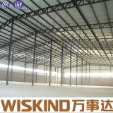 Einfache Installations-niedrige Kosten-Stahlkonstruktion mit ISO/SGS/BV Bescheinigung