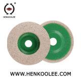As rodas de polimento de polimento de feltro de lã