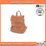 Я сделаны в способа PU желтого цвета Китая мешке Backpack оптового миниом (BDY-1710081)