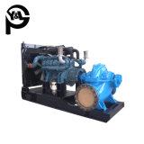 Schlussteil eingehangene Dieselmotor-aufgeteilte Kasten-Pumpe für landwirtschaftliche Bewässerung