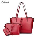 Мода сумки 3PCS/Set Messenger сумки для женщин сумки через плечо