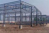 Edificio ligero industrial general del marco de estructura de acero