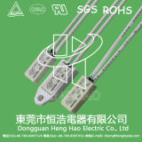 Термостат топления для портативного електричюеского инструмента