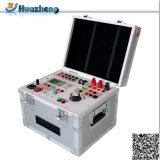 Preiswerte einphasiges Microcomputor Schutzrelais-Prüfung und Messen-Gerät