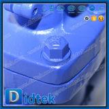 Didtek служило фланцем запорная заслонка Wcb Froged концов для газа