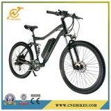 Vélo électrique de bâti d'Alumium avec le moteur de pivot de 36V 350W