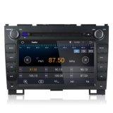 rádio de carro 8inch Android DVD para sistema de navegação do Grande Muralha H3 H5 o auto GPS