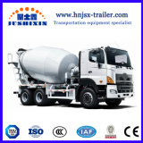 La Chine 6X4 Le malaxeur à mortier lourd Camion / Chariot de mélange de béton